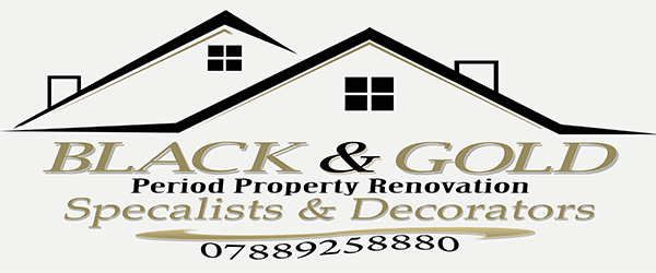 Black & Gold Decorators